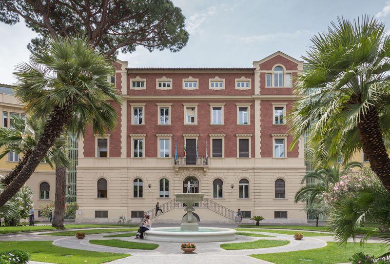 Ospedale San Carlo di Nancy – Roma