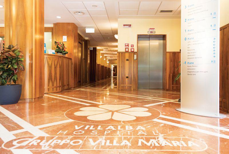 Clinica Privata Villalba – Bologna