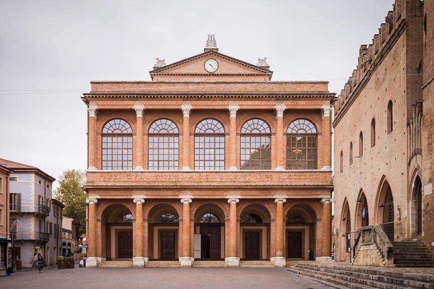 Teatro Amintore Galli – Rimini